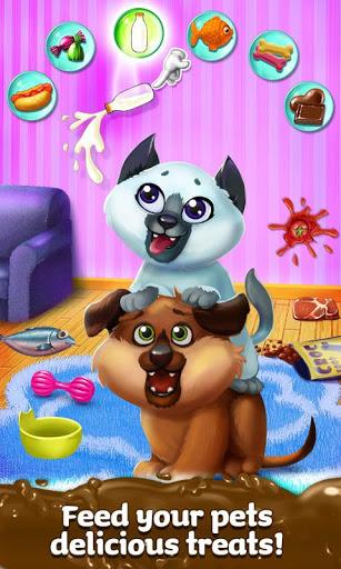 Messy Pet Mania: Mud Adventure скачать на Андроид
