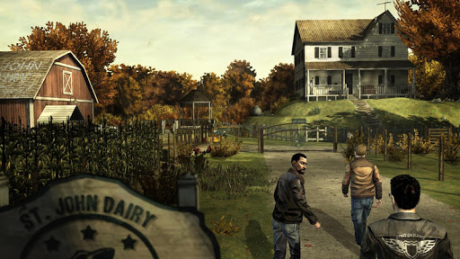 Игра The Walking Dead: Season One на Андроид