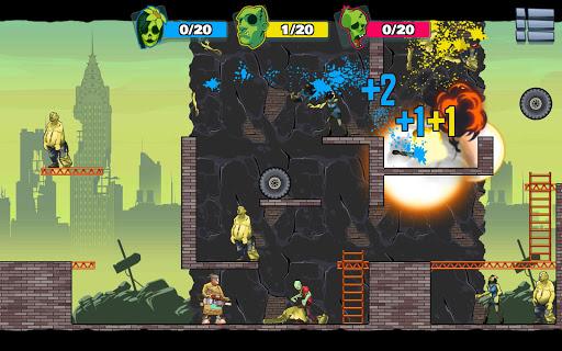 Stupid Zombies 3 скачать на планшет Андроид