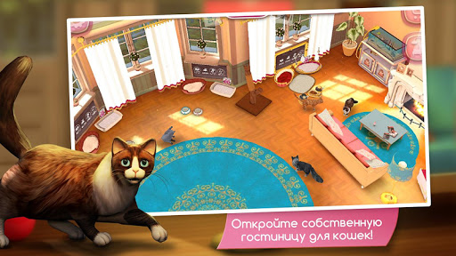 CatHotel — Мой приют для кошек
