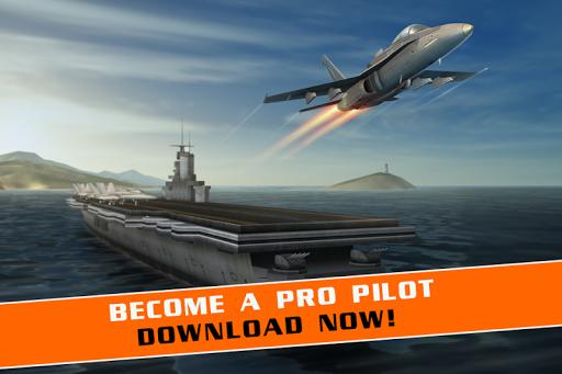 Flight Pilot Simulator 3D Free для планшетов на Android