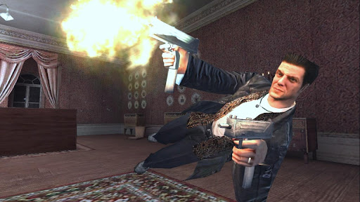 Игра Max Payne Mobile на Андроид