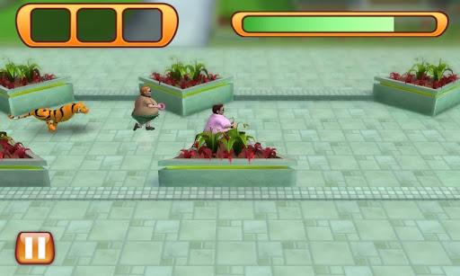 """Игра """"Run Fatty Run"""" на Андроид"""
