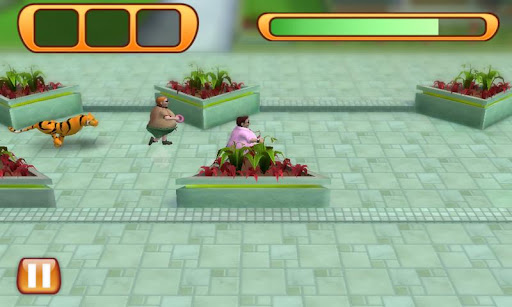 "Игра ""Run Fatty Run"" для планшетов на Android"