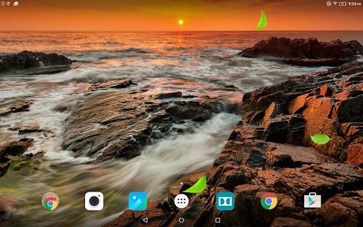 Океан - Живые Обои скачать на Андроид