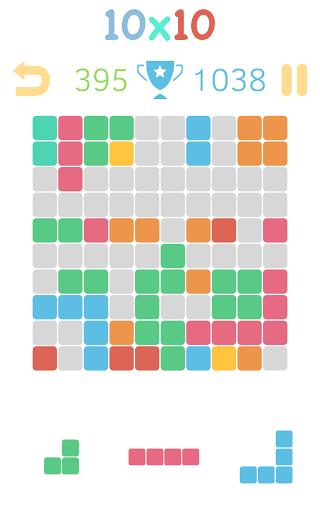 10x10 Игра Головоломка на Андроид