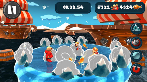 Игра Polar Adventure на Андроид