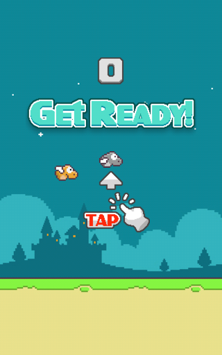 Игра Crappy Dragon для планшетов на Android