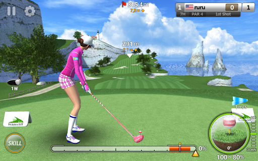 Golf Star™ для планшетов на Android