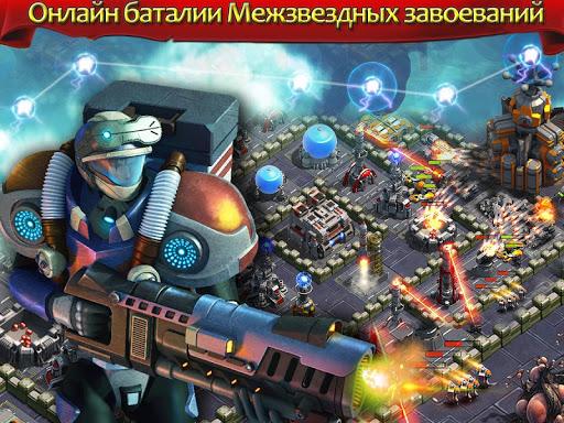 Игра Звездные Баталии для планшетов на Android