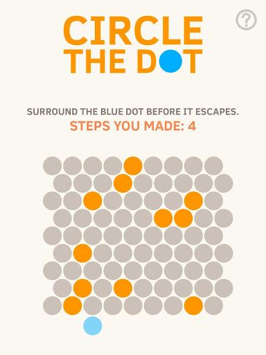 Circle The Dot на Андроид