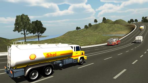 Игра Truck Simulator 2014 для планшетов на Android