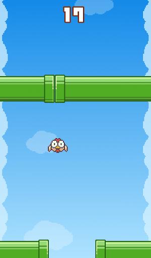 Chick Can Fly на Андроид