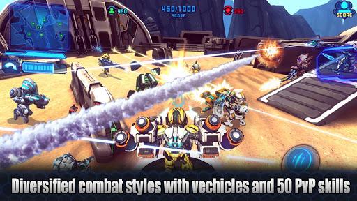 Star Warfare 2: Payback для планшетов на Android