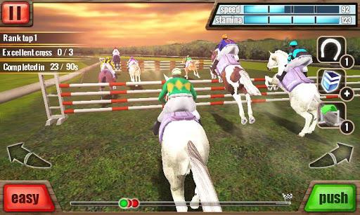 Скачки 3D - Horse Racing скачать на Андроид