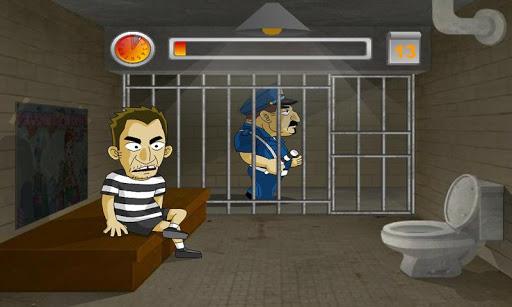 Побег из тюрьмы 14 дней для планшетов на Android
