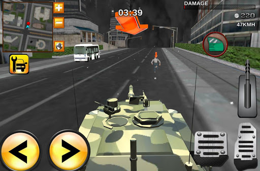 Army Extreme Car Driving 3D на Андроид