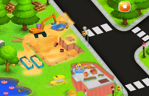 Градостроитель - игра для детей скачать на планшет Андроид