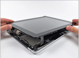 Почему не работает, не включается экран на планшете?