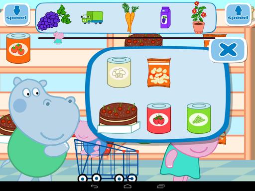 Детский Cупермаркет для планшетов на Android
