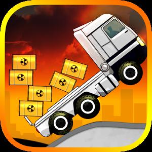 American Truck Transporter 2D