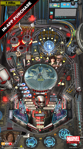 Marvel Pinball скачать на Андроид