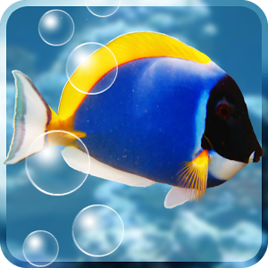Живые обои Aquarium Live Wallpaper