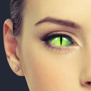 Eyes: Цвет и Линзы