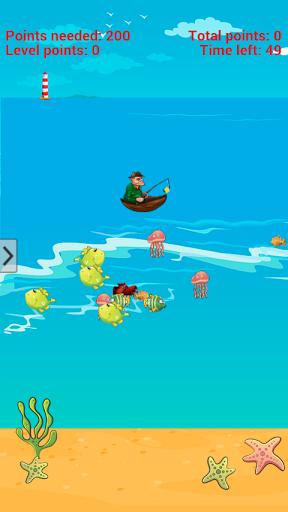 Первый рыбак на Андроид