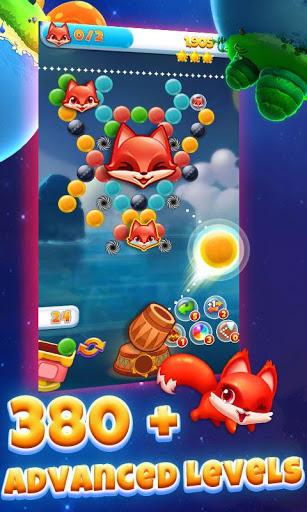 Прекрасный Fox Bubble для планшетов на Android