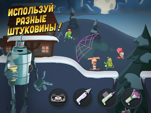 Zombie Catchers скачать на Андроид