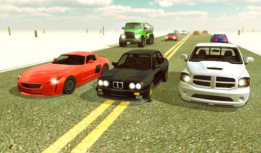 Игра Desert Traffic Racer на Андроид