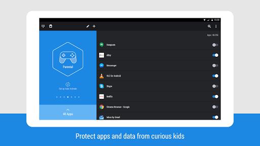 Hexlock - App Lock Security скачать на планшет Андроид