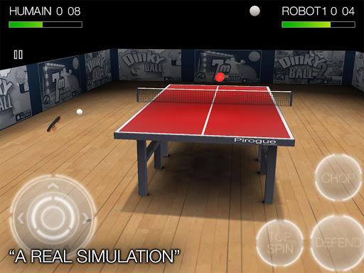 Pro Arena Table Tennis на Андроид