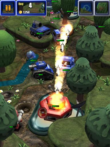 Игра Great Little War Game 2 на Андроид
