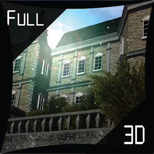 Beautiful Chateau 3d Lwp