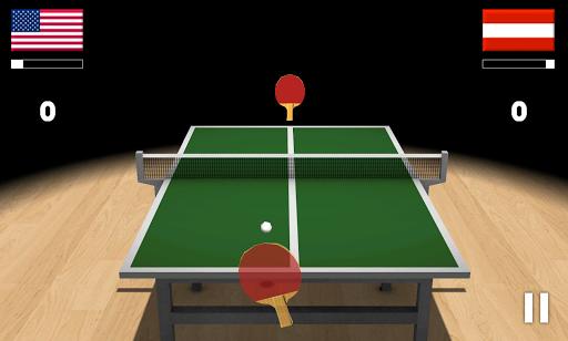 "Игра ""Virtual Table Tennis 3D"" для планшетов на Android"