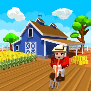 Блочный симулятор: фермер