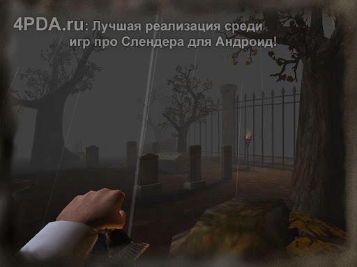 Игра Slender Man Origins для планшетов на Android
