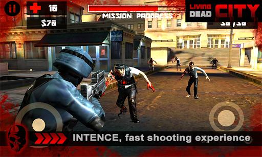 Игра Living Dead City: FULL на Андроид