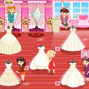 Свадебный магазин — Платья