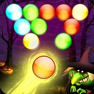 Мыльные пузыри Halloween