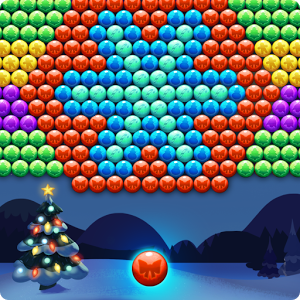 Игра «Bubble Shooter Christmas HD»