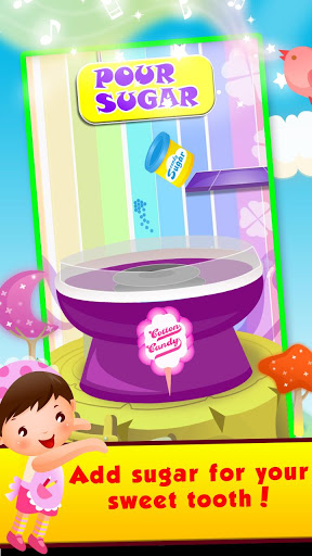 Игра Cotton Candy Maker 2 на Андроид