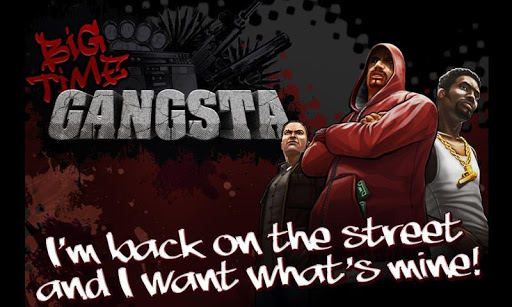 "Игра ""Big Time Gangsta"" на Андроид"