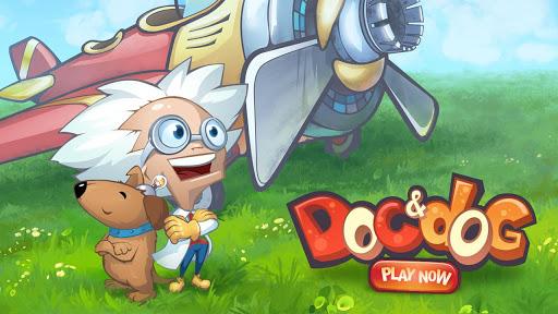 """Игра """"Doc & Dog"""" для планшетов на Android"""