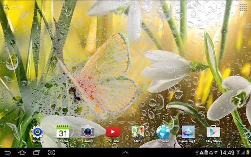 Весенние Живые Обои для планшетов на Android