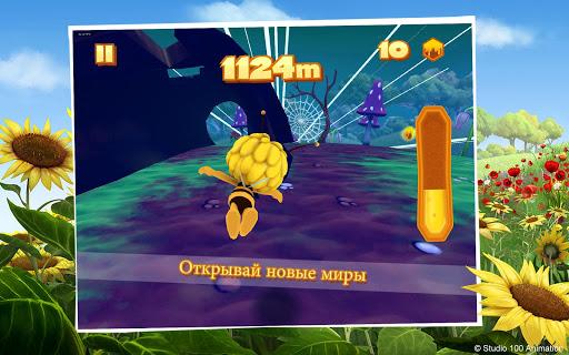 Пчелка Майя: невероятный полет на Андроид