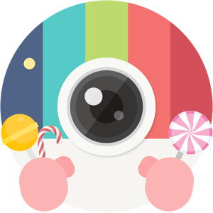 Candy Camera — Selfie Selfies