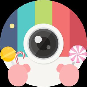 Candy Camera — Selfie Selfies